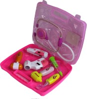 Scrazy Electronic Doctor Play Set With Sound And Light For Kids (color May Vary)