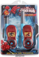 Just Toyz Spy Gear High Quality Durable Wireless Spider Man Kids Walkie Talkie Toy Set (color May Vary)