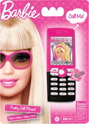 Barbie Role Play Toys Barbie Cell Phone