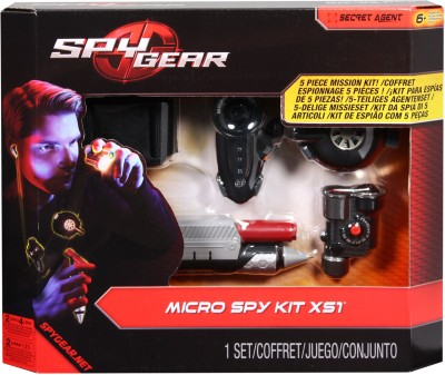 Spy Kit Spy Gear Micro Spy Kit Xs1