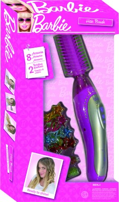 Barbie Role Play Toys Barbie Hair Brush