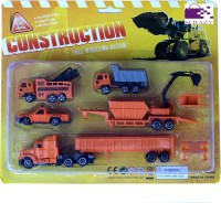 Scrazy Ultimate Construction Combo Set Toy (color May Vary)
