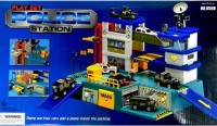 Wishkey Police Station Play Set