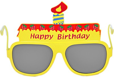 Funcart Happy Birthday Glasses