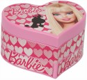 Barbie Poddle in heart shaped box