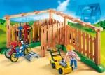 Playmobil Role Play Toys Playmobil Backyard