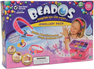 Buy Beados Jewellery Pack-10138: Role Play Toy