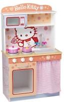 Hello Kitty Kitty Modern Kitchen