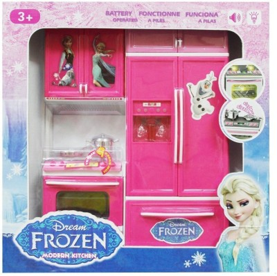 Shopaholic Role Play Toys Shopaholic Frozen Kitchen Set