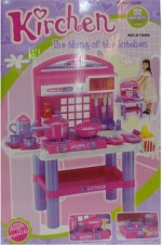 Xiong Cheng Role Play Toys Xiong Cheng Wot Kitchen Set