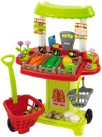 Simba Ecoiffier - Vegetable Market (color May Vary)