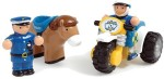 My Baby Excels Role Play Toys My Baby Excels Police Patrol Riders