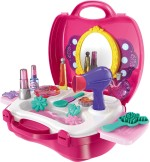 Saffire Role Play Toys Saffire Fashion Suitcase Set
