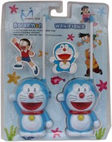 Rvold Battery Operated Doraemon Walkie Talkie Set For Kids (color May Vary)