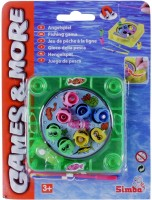 Simba Games And More Windup Fishing Game Set - Green (color May Vary)