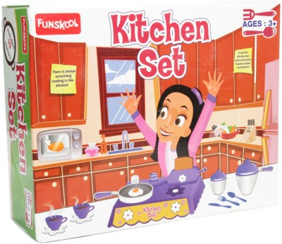 Funskool Role Play Toys Funskool Kitchen Set