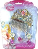Disney Role Play Toys Disney Tiara & Jewelry Set
