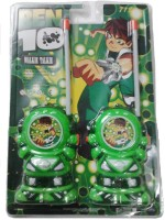 B.M.R. Trading Co. Ben 10 Walkie Talkie (Design May Vary) (color May Vary)