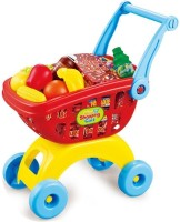 Toys Bhoomi Super Fun Kids Mini Shopping Trolley With Toy Play Food