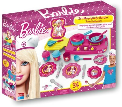 Barbie Barbie Kitchen Set