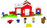 Fisher-Price Little People Horse Stable (color May Vary)