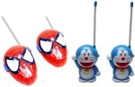 New Pinch Role Play Toys New Pinch Combo Of Blue Walkie Talkie With Red Wakie Talkie