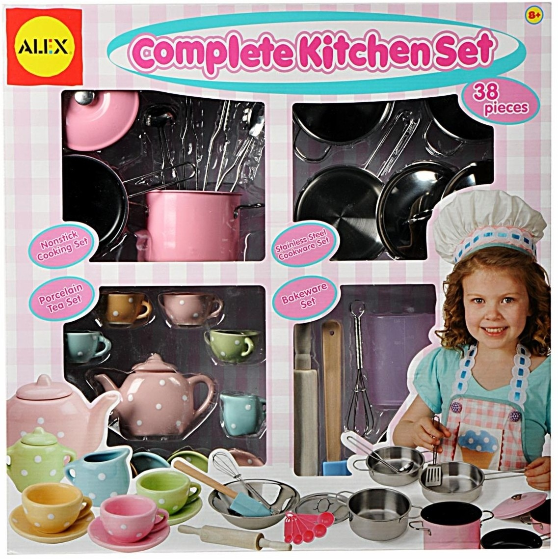 alex toys complete kitchen set complete kitchen set