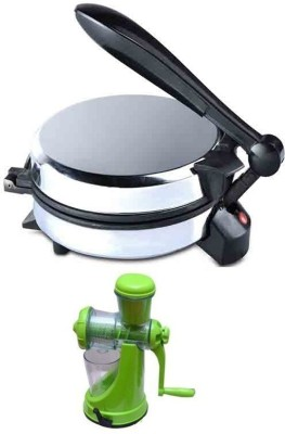 Zaisch With Juicer Roti and Khakra Maker