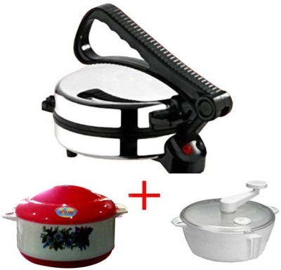PUSHCART r-1450-6 Roti and Khakra Maker
