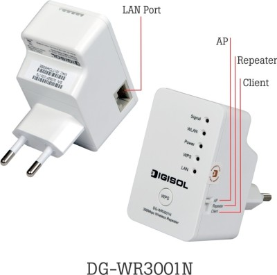 Digisol 300 Mbps Wireless Repeater