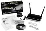 Asus DSL N12U Wireless N300 ADSL Modem