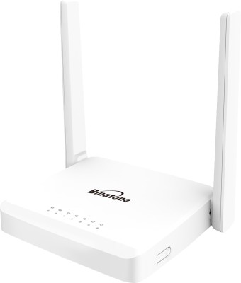 Binatone WR3005N3 300 Mbps Wireless N Router (White)