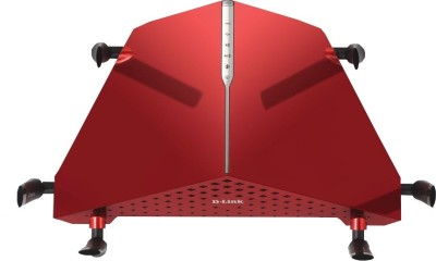 D-Link DIR-890L Ultra AC3200 Tri-Band Gigabit Wi-Fi Router (Red)