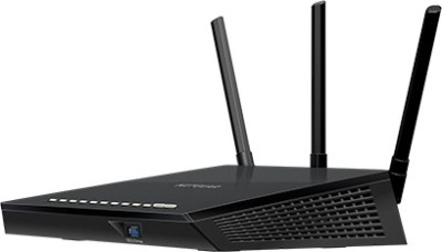 Netgear R6400 AC1750 Wireless Dual Band Wi-Fi Router (Black)