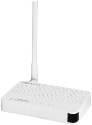 Toto Link F1 150 Mbps Wireless N SOHO Fiber Router (White)