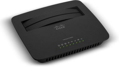 Cisco Linksys X1000 N300 Wireless Router with ADSL2 + Modem