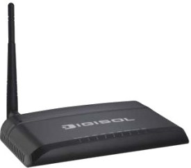 Digisol 150 Mbps Wireless 3G Broadband Router