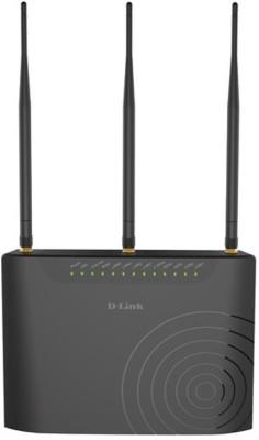 D-Link DSL-2877AL (Black)