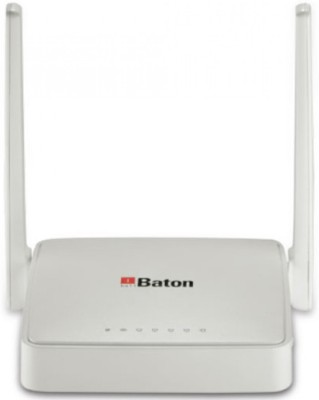 Iball 300M extreme Wireless-N Router (White)