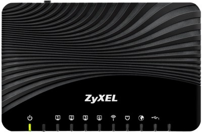 Zyxel VMG1312-B10A VDSL2 Wireless N VDSL2 4-port Gateway with USB (Black)