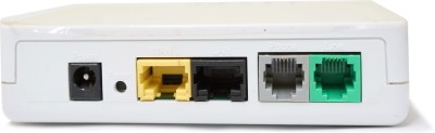 Setu Infocom Fxo Adaptor With Vpn Sp201 (White)