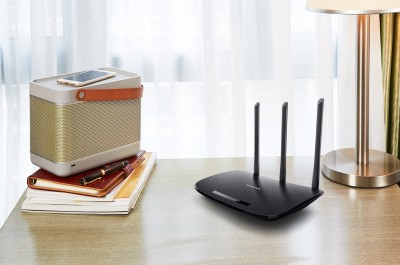 TP-LINK TL-WR940N 450Mbps Wireless N Router (Black)