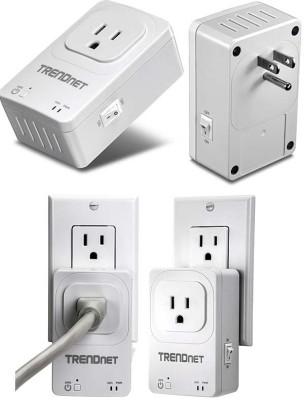 TRENDnet THA-101 N300 Router (White)