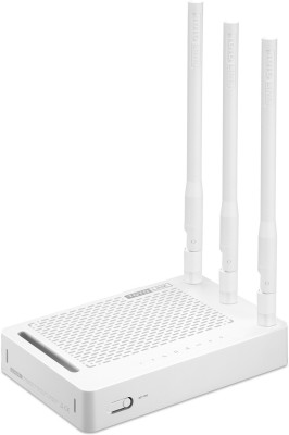 Totolink N302+ 300Mbps Wireless N Broadband AP/Router (White)