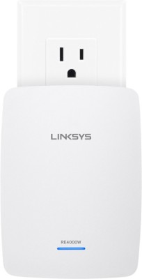 Linksys RE4000W N600 PRO Wi-Fi Range Extender� (White)