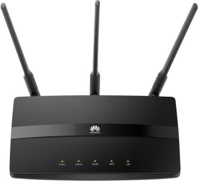 Huawei WS550 : 450 Mbps Wireless N Router (Black)