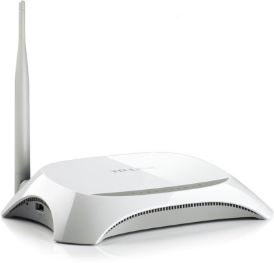 TP-LINK TL-MR3220 3G/4G Wireless N Router (White)