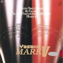 Yasaka Mark V Max Table Tennis Rubber - Red