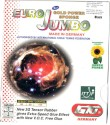 GKI Euro Jumbo Rubber Max Table Tennis Rubber - Black