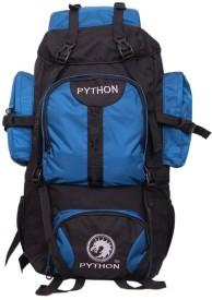 Python Alaska Blue 509 Backpack Rucksack  - 75 L